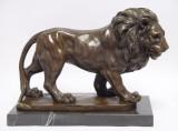 Бронзовая статуя - Царь зверей