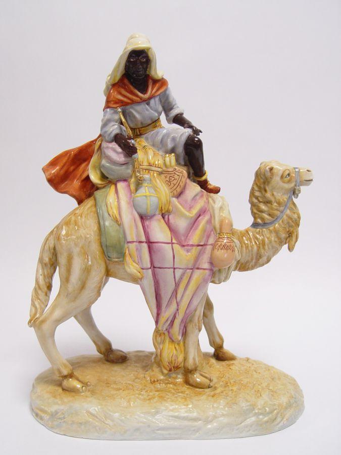 Фафоровый верблюд BrokInCZ