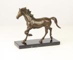 Бронзовая статуэтка - Конь 1