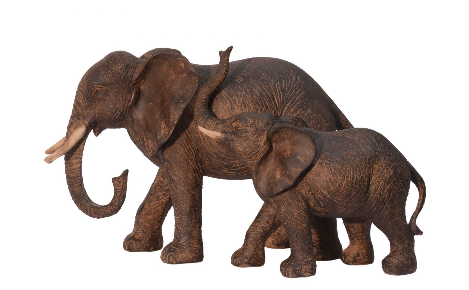 статуэтка - Слониха со слонёнком BrokInCZ