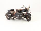 Металлическая модель мотоцикла BrokInCZ