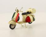 Ретро  модель скутера