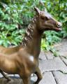 Бронзовый конь BrokInCZ
