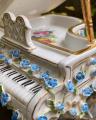 Пианино из фарфора BrokInCZ
