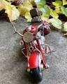 Ретро модель мотоцикла BrokInCZ