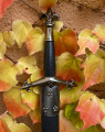 Короткий меч с рукоятью BrokInCZ