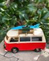 Металлический ретро автобус BrokInCZ