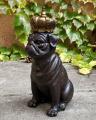 Статуя Бульдогa из полирезина