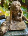 Шкатулка из фарфора, ангел BrokInCZ