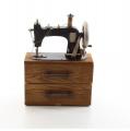 Металлическая модель - Швейная машинка