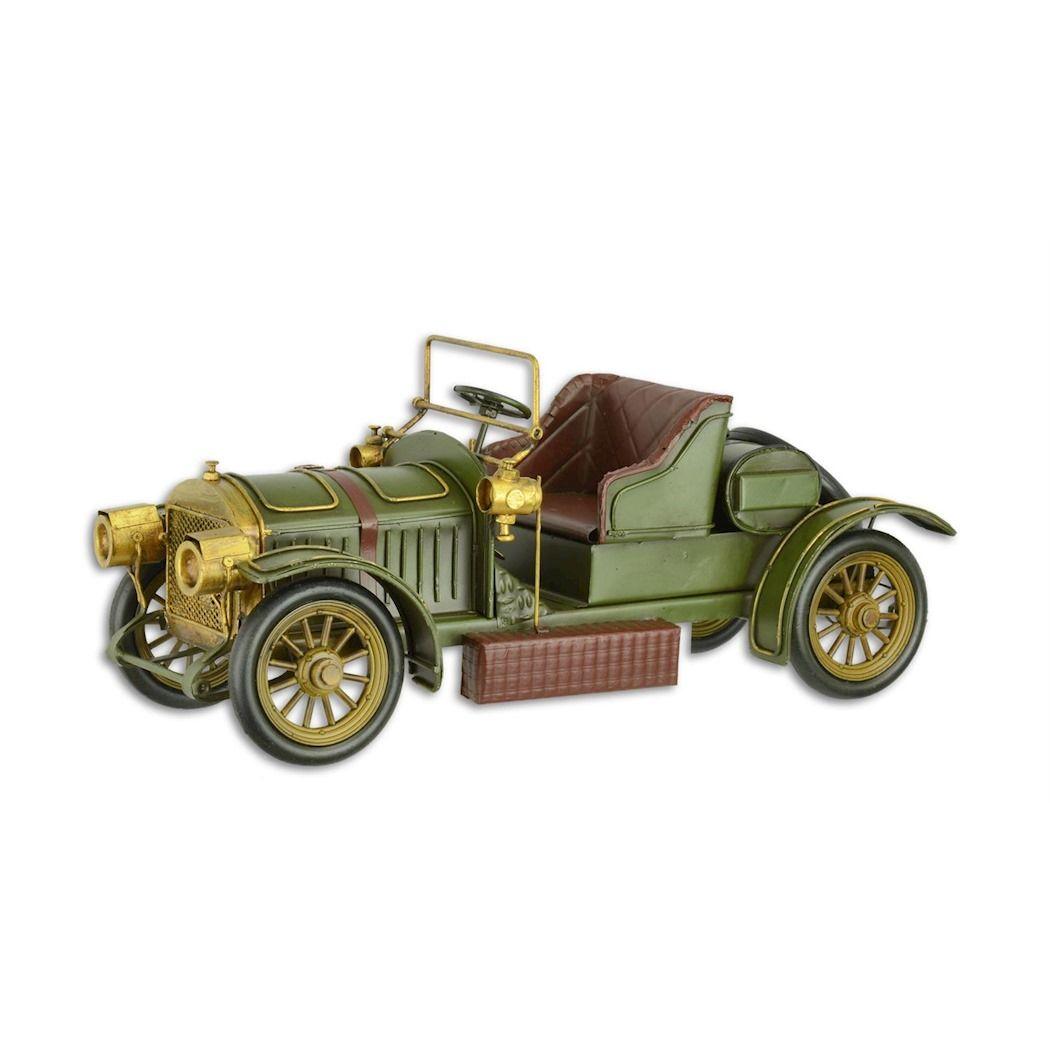 Металлический старый ретро автомобиль 2